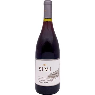 Simi Sonoma County Pinot Noir 2013