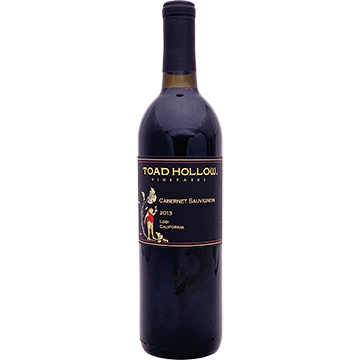 Toad Hollow Cabernet Sauvignon 2013