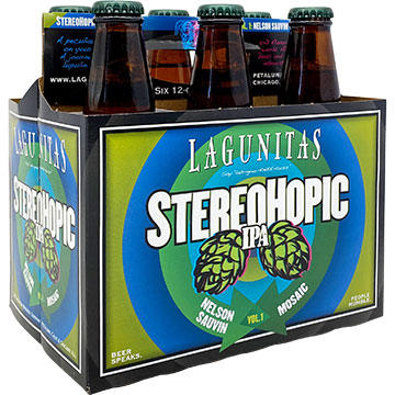 Lagunitas Stereohopic IPA Vol. 1