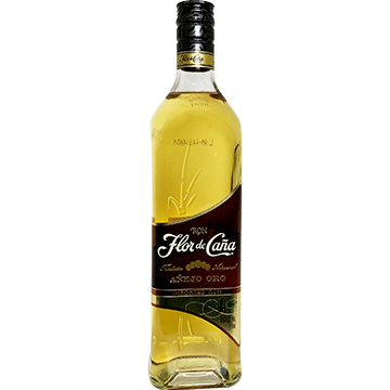 Flor de Cana 4 Year Old Anejo Gold Rum