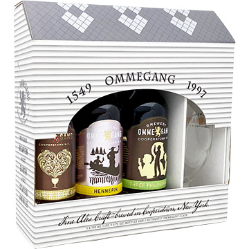 Ommegang Gift Pack with Glass