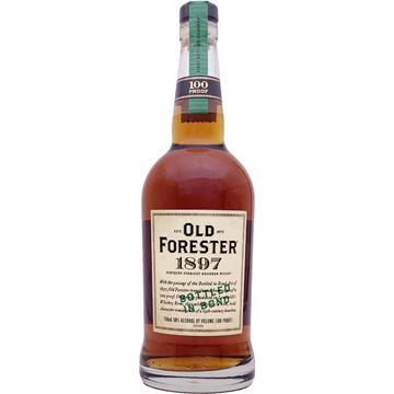 Old Forester 1897 Bottled In Bond Bourbon Whiskey