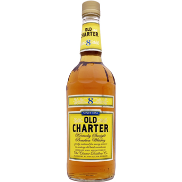 Old Charter 8 Year Old Bourbon Whiskey