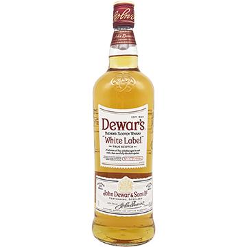Dewar's White Label Blended Scotch Whiskey