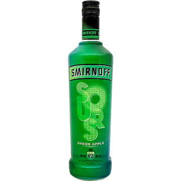 Smirnoff Sours Green Apple Vodka