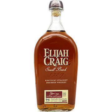 Elijah Craig Small Batch Bourbon Whiskey