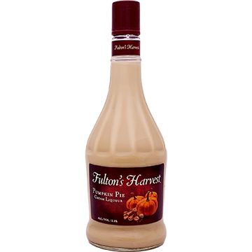Fulton's Harvest Pumpkin Pie Cream Liqueur