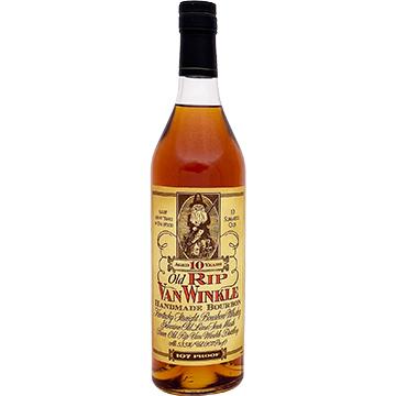 Old Rip Van Winkle 10 Year Old Kentucky Straight Bourbon Whiskey