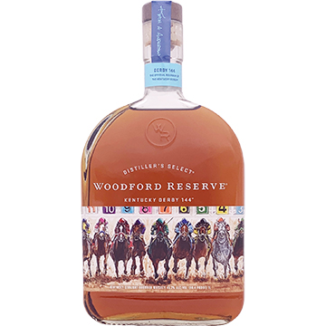 Woodford Reserve Kentucky Derby 144 Edition Kentucky Straight Bourbon Whiskey