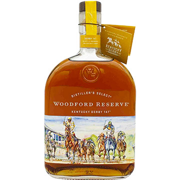 Woodford Reserve Kentucky Derby 147 Edition Kentucky Straight Bourbon Whiskey