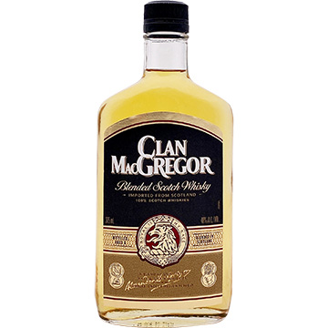 Clan MacGregor Blended Scotch Whiskey