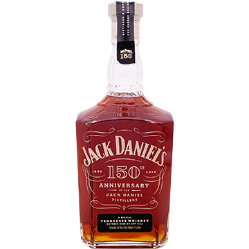 Jack Daniel's 150th Anniversary Tennessee Whiskey