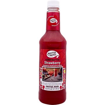 Master of Mixes Strawberry Daiquiri & Margarita Mixer