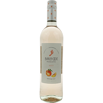 Barefoot Peach Moscato