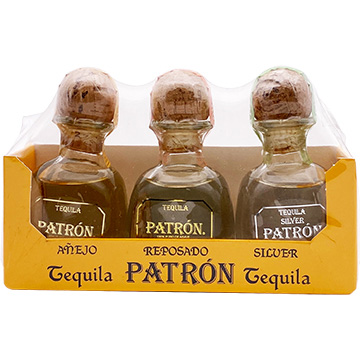 Patron Tequila Rainbow Pack