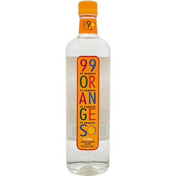 99 Orange Schnapps Liqueur