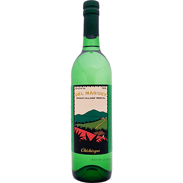 Del Maguey Chichicapa Mezcal Tequila