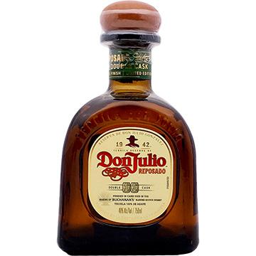 Don Julio Reposado Double Cask Buchanan's Finish Edition Tequila