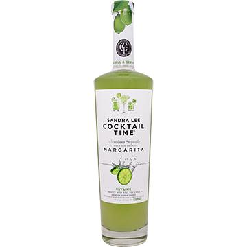 Sandra Lee Cocktail Time Key Lime Margarita