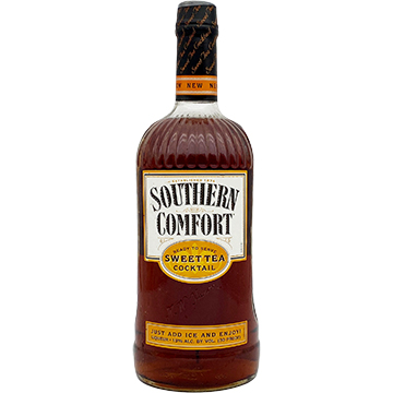 Southern Comfort Sweet Tea Cocktail