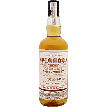Spicebox Canadian Spiced Rye Whiskey