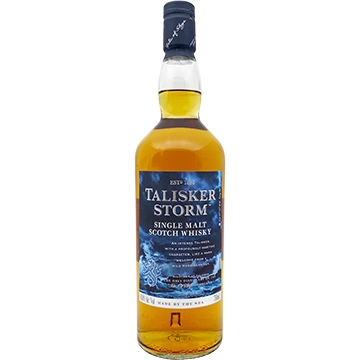 Talisker Storm Single Malt Scotch Whiskey