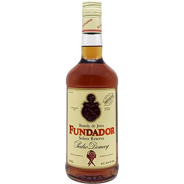 Fundador Solera Reserva Brandy
