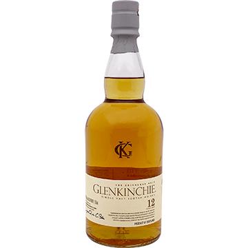 Glenkinchie 12 Year Old Single Malt Scotch Whiskey