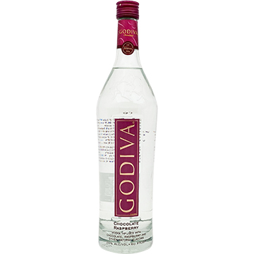 Godiva Chocolate Raspberry Vodka
