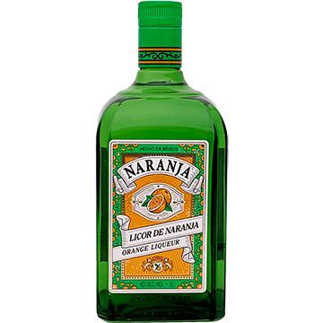 Naranja Orange Liqueur