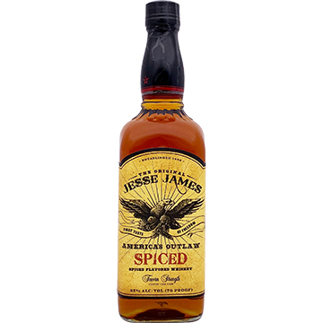 Jesse James Spiced Flavored Bourbon Whiskey