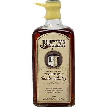 Journeyman Featherbone Organic Bourbon Whiskey