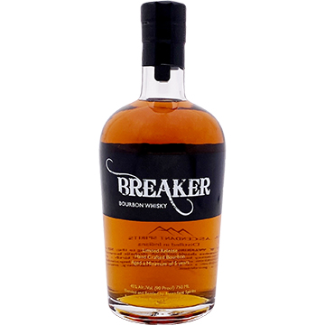 Breaker Bourbon Whiskey