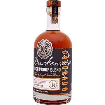 Breckenridge 105 Proof Straight Bourbon Whiskey