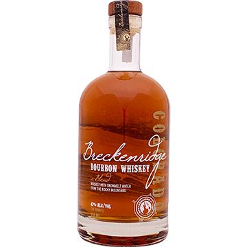 Breckenridge Straight Bourbon Whiskey
