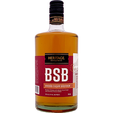 Heritage Distilling 60 Proof Brown Sugar Bourbon Whiskey