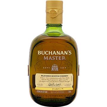 Buchanan's Master Blended Scotch Whiskey