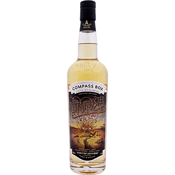 Compass Box Peat Monster Blended Scotch Whiskey