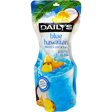 Daily's Blue Hawaiian Frozen Cocktail