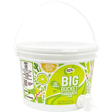 Master of Mixes Big Bucket Margarita Mixer