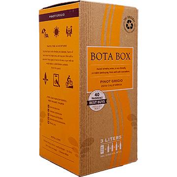 Bota Box Pinot Grigio 2018