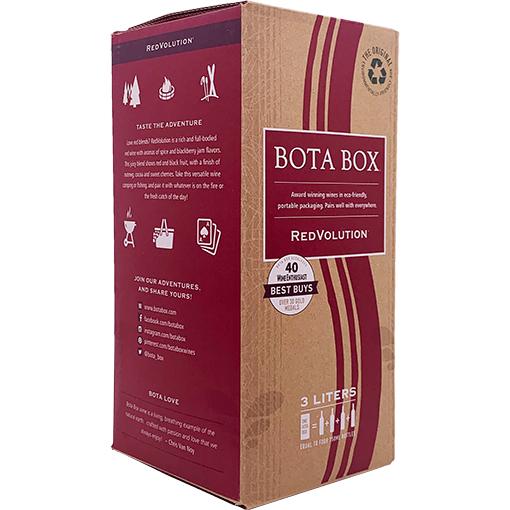 Bota Box RedVolution