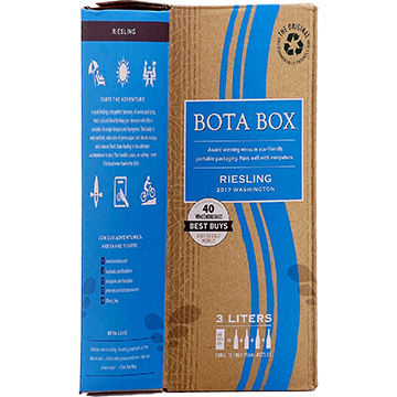 Bota Box Riesling 2017