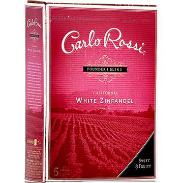 Carlo Rossi White Zinfandel