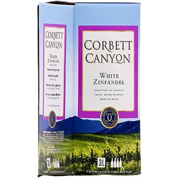 Corbett Canyon White Zinfandel