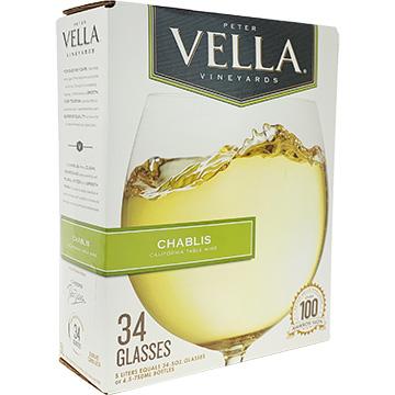 Peter Vella Chablis