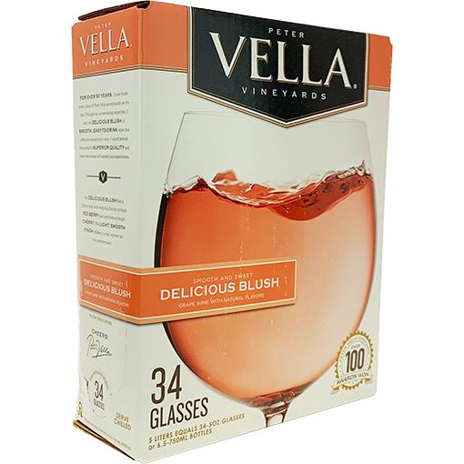 Peter Vella Delicious Blush