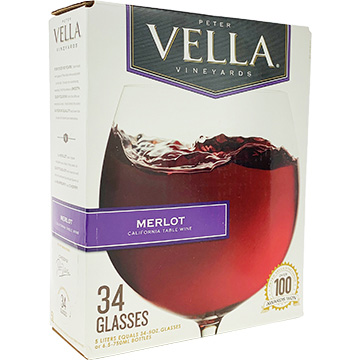 Peter Vella Merlot