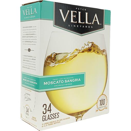 Peter Vella Moscato Sangria