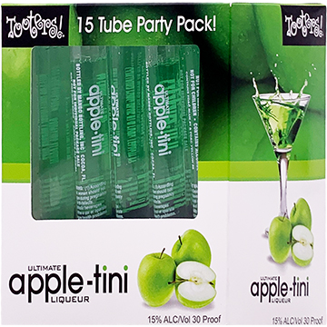 Tooters Ultimate Apple-Tini